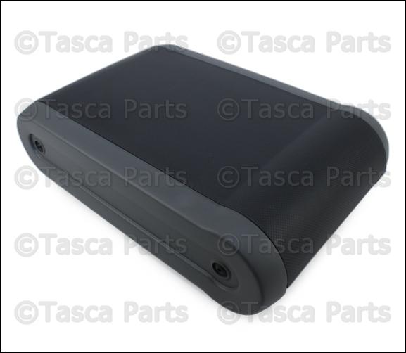 new oem center console storage lid armrest 2007 2010 jeep. Black Bedroom Furniture Sets. Home Design Ideas