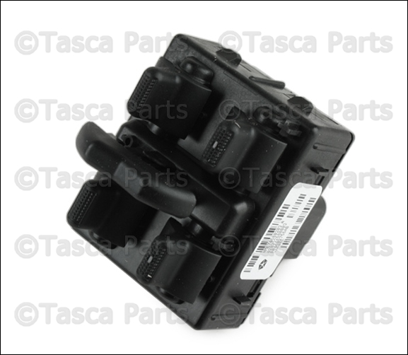 New Oem Mopar 5 Gang Power Window Switch 2007