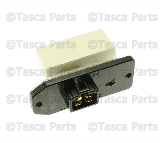 New oem a c blower motor switch resistor 97 01 dodge ram for Dodge ram blower motor