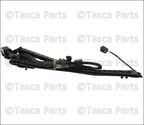 new oem mopar left side power sliding door wiring harness caravan town country ebay