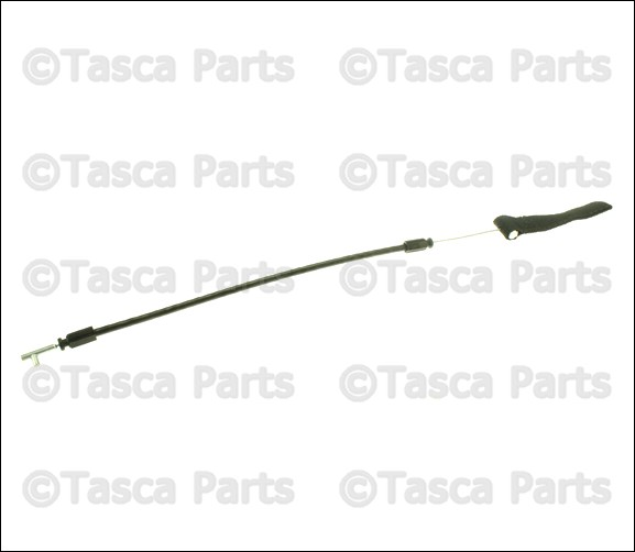 oem rh front seat easy entry recliner adjuster cable 2000
