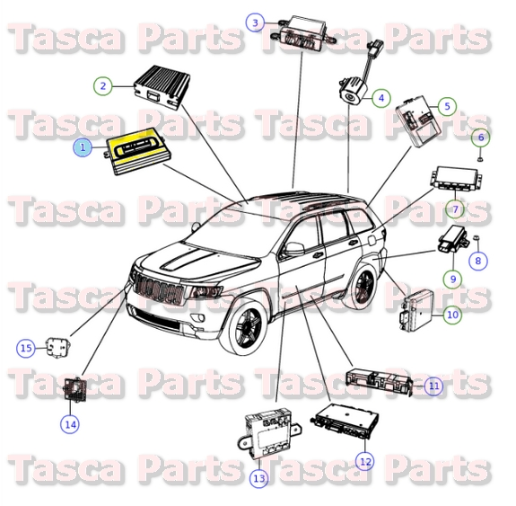 Dodge Durango Transfer Case Control Module Location on 2004 gmc envoy transmission diagram