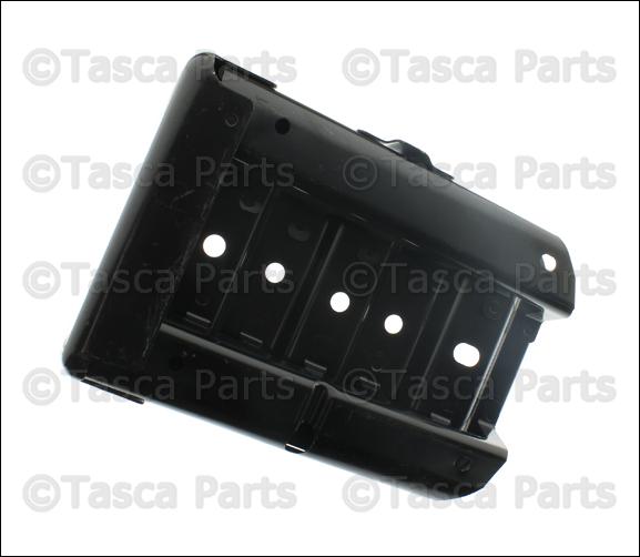brand new oem mopar battery box tray 2009 2013 dodge. Black Bedroom Furniture Sets. Home Design Ideas