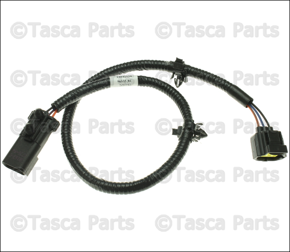 New Mopar Engine Cooling Wiring Harness 2001 2004 Jeep Grand Cherokee 4 7l