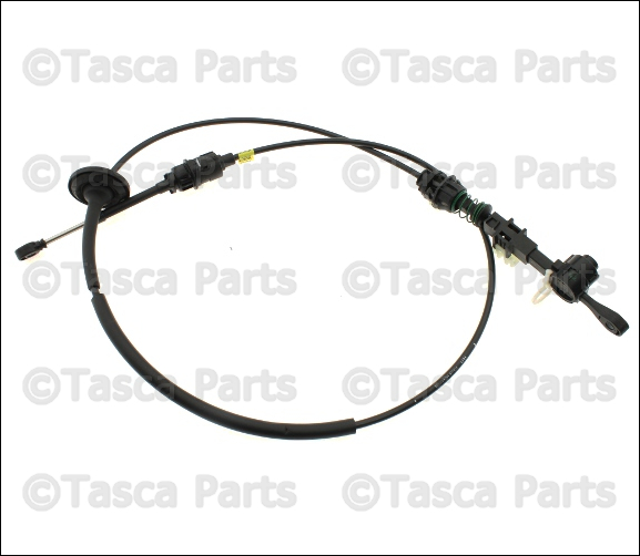 2010 Dodge Ram 1500 Regular Cab Transmission: OEM AUTOMATIC TRANSMISSION SHIFT CABLE 2002-2010 DODGE RAM