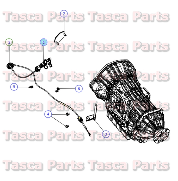2010 Chevrolet Suburban 1500 Transmission: [Replace Shifter Cable 2010 Dodge Ram 1500]