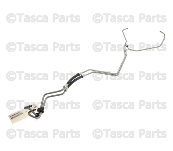 OEM OIL COOLER PRESSURE & RETURN HOSE 2008-2010 JEEP GRAND