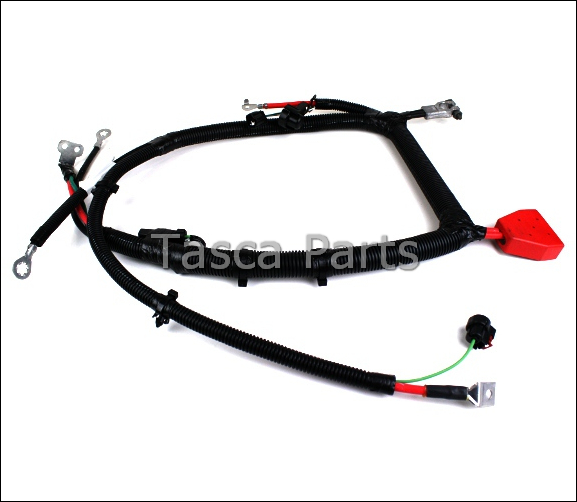 New oem replacement battery wiring harness jeep