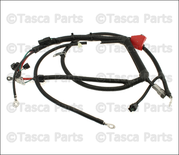 New oem mopar alternator battery wiring harness