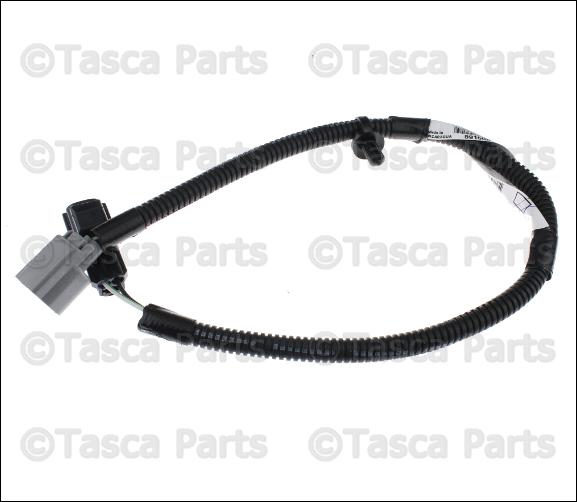 new rh or lh front side marker light wiring harness 2007 2015 jeep wrangler ebay