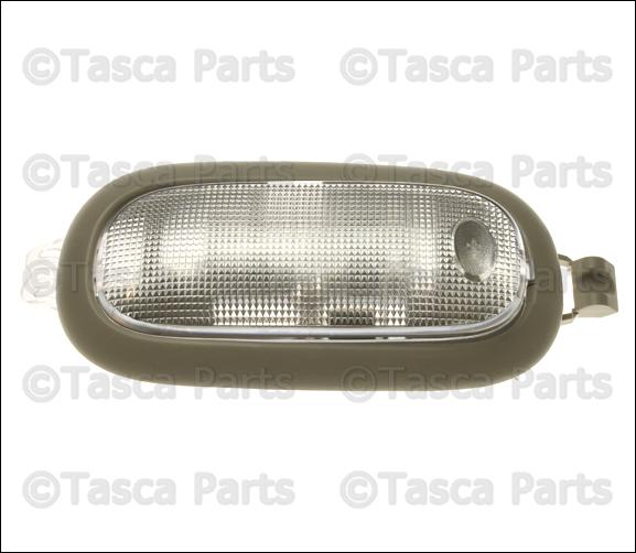 New Mopar Interior Dome Light Lamp 2004 2015 Dodge Jeep