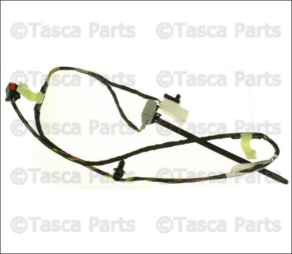 new oem mopar shifter lever wiring harness 2009-2014 dodge ... 2002 dodge ram 1500 wiring harness