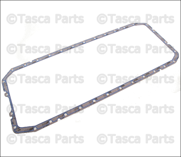 OEM MOPAR OIL PAN GASKET 2008-2014 DODGE RAM TRUCKS W
