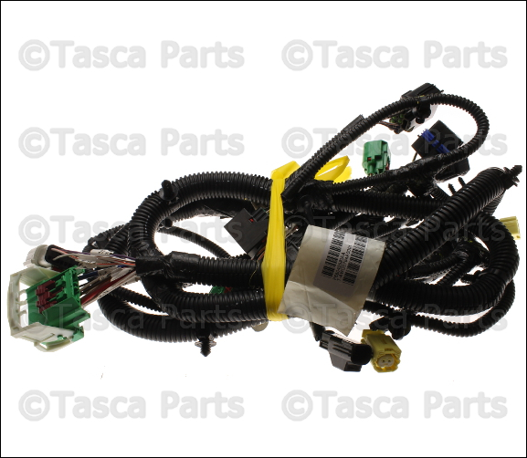2010 jeep wrangler wiring harness 2010 image new oem headlight wiring harness 2009 2010 jeep wrangler w v6 on 2010 jeep wrangler wiring