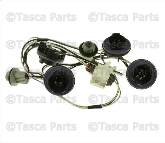 Dodge tail light wiring harness get free image