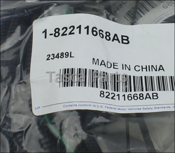 NEW OEM TAILGATE LOCK KIT 10-12 DODGE RAM 3500 10-12 2500 10-12 1500 #82211668AB
