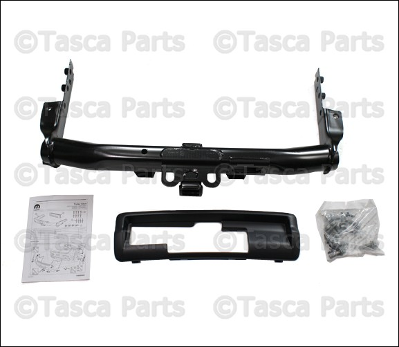 new oem mopar class iv trailer tow hitch receiver 2011 2015 jeep grand cherokee. Black Bedroom Furniture Sets. Home Design Ideas