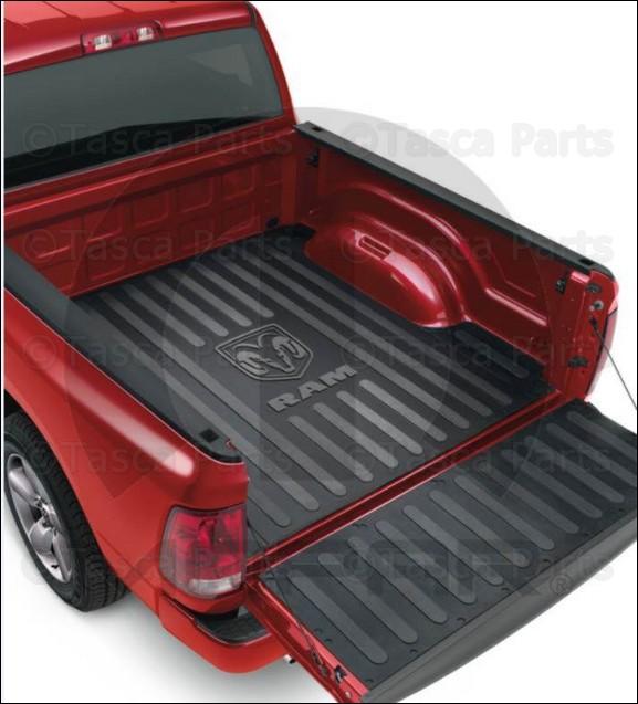 Dodge Ram Bed Mat