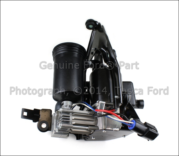 2011 Lincoln Navigator L Suspension: NEW OEM FRONT SUSPENSION AIR COMPRESSOR 2002 EXPEDITION