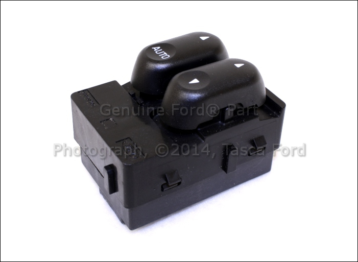 New oem drivers side power window switch 2001 2003 ford for 2002 ford explorer driver side window switch
