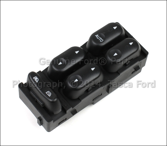 Oem lh front power window switch 2001 03 ford explorer for 2002 ford explorer power window switch replacement