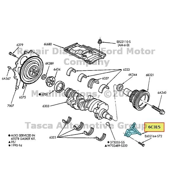2001 ford ranger 4 cylinder engine