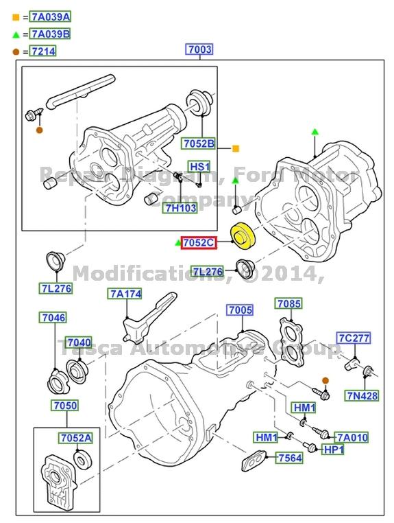 2003 ford explorer sport trac parts manual