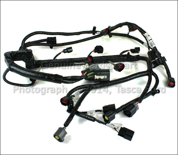 brand new oem engine sensor wire harness wiring 2001 2004 3 0l escape ebay