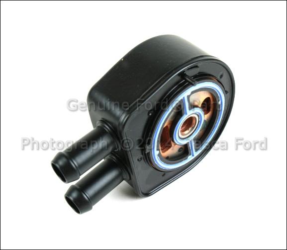 Ford Escape 2008 V4 >> NEW OEM ENGINE OIL COOLER ASSEMBLY 2.0L 2.3L V4 FORD ...