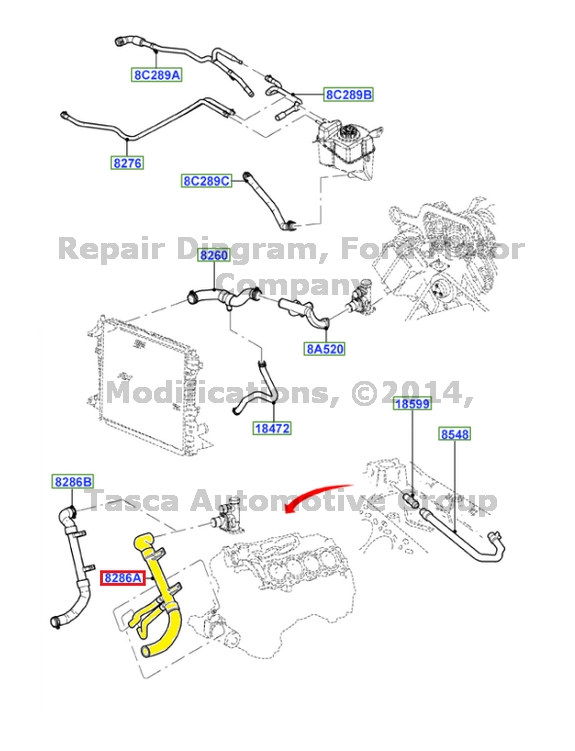 2002 lincoln ls parts diagram part 27434  lincoln  auto