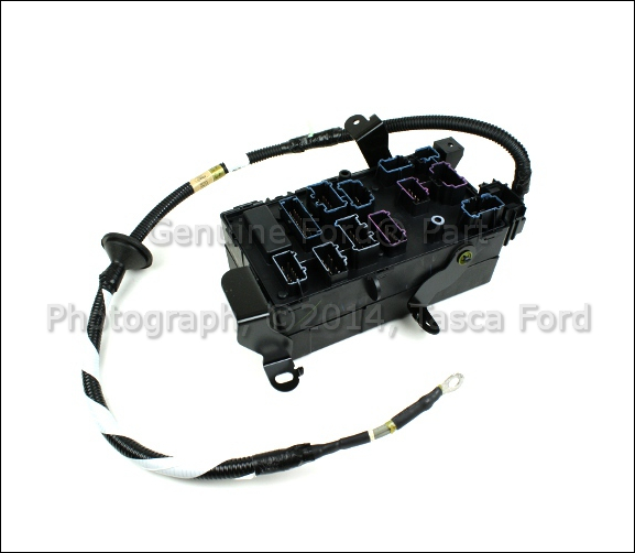 brand new oem fuse box panel 2002 2003 ford f250 f350 f450. Black Bedroom Furniture Sets. Home Design Ideas