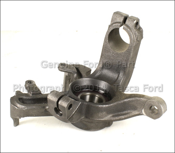 2000 Ford Focus Rear Wheel Spindle : New oem front rh wheel steering knuckle  ford