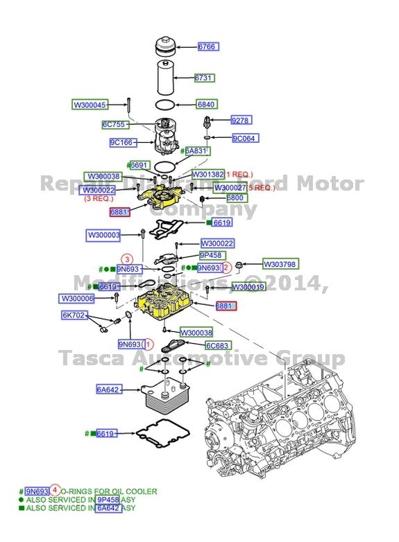 Diagram  6 4l Powerstroke Engine Diagram
