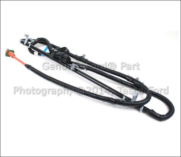 new oem engine block heater wiring 2003