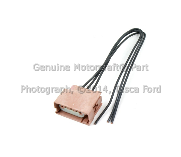 new ford lincoln mercury oem front park turn signal. Black Bedroom Furniture Sets. Home Design Ideas