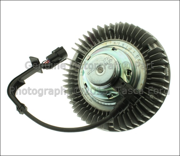 Ford Clutch Assembly : New oem clutch fan assembly ford super duty w snow plow