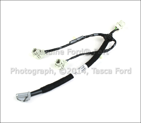 oem 3rd brake light wire harness ford f150 explorer sport trac 4l3z 13a625 aa ebay
