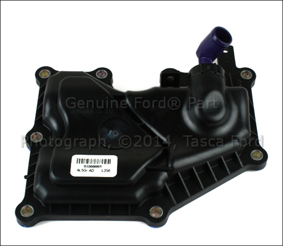 brand new oem engine oil separator assembly ford mercury lincoln 4l5z 6a785 aa ebay. Black Bedroom Furniture Sets. Home Design Ideas