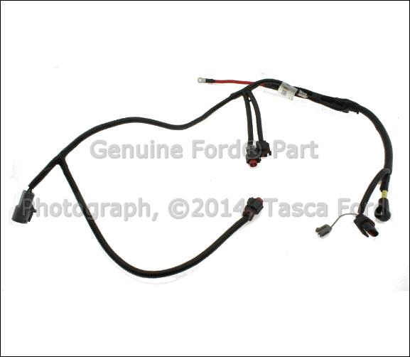 brand new oem alternator wiring harness f f f f super 5c3z14305aa
