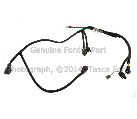 Brand New Oem Alternator Wiring Harness F250 F350 F450