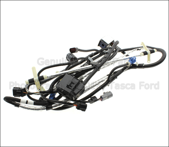 2005 ford f 250 trailer wiring diagram 2005 ford f 250 dash wiring harness new oem wire wiring harness ford 2005-07 f250 f350 f450 ...
