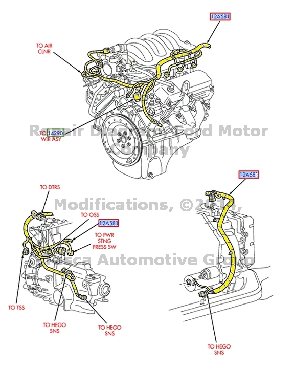 12a581 wiring harness  12a581  get free image about wiring