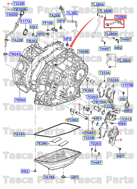 2006 Ford Freestyle Transmission Diagram on ford explorer transmission fluid dipstick location