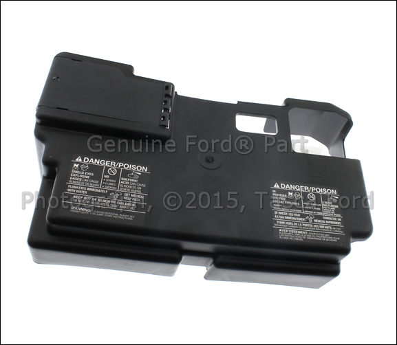 brand new oem battery cover assembly for 2006 2007 ford. Black Bedroom Furniture Sets. Home Design Ideas