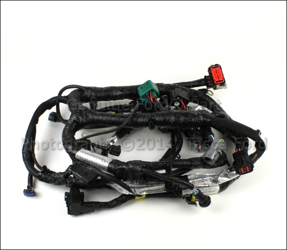 brand new oem main engine wiring harness ford econoline. Black Bedroom Furniture Sets. Home Design Ideas