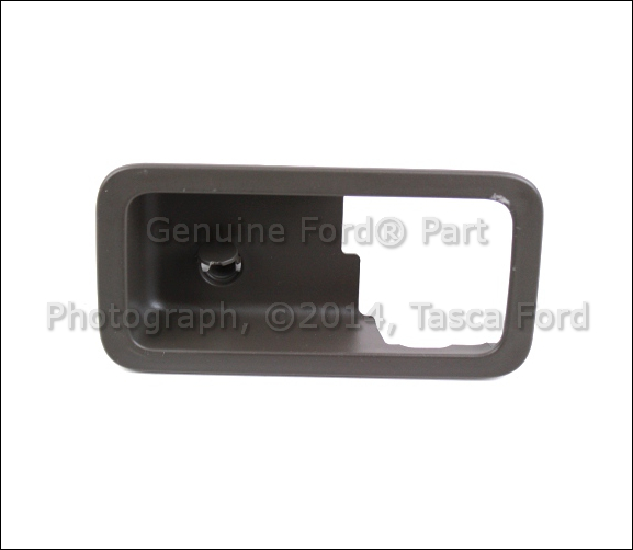 New Oem Driver Side Rear Door Interior Handle 2006 09 Ford Fusion Mercury Milan Ebay
