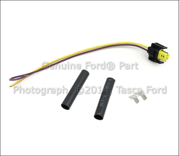 new oem ipr connector engine wiring harness 2006 2010 ford c 450 6e7z 12a690 da ebay