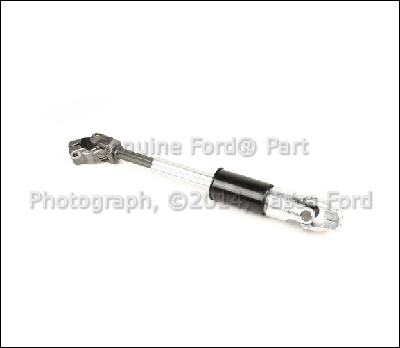 Service Manual 2005 Ford Taurus Steering Shaft U Joint