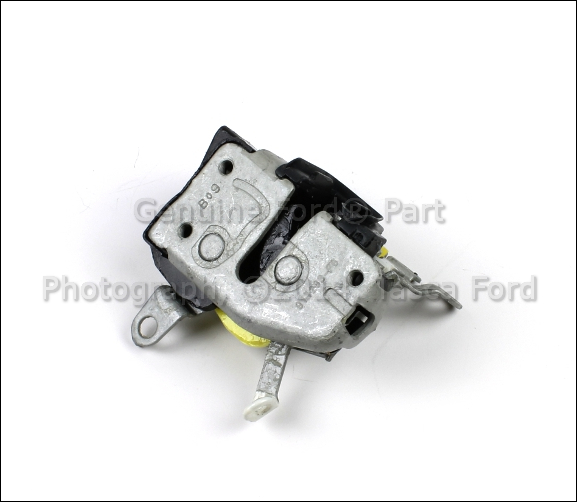 new oem left side lh front door latch 2002 05 ford