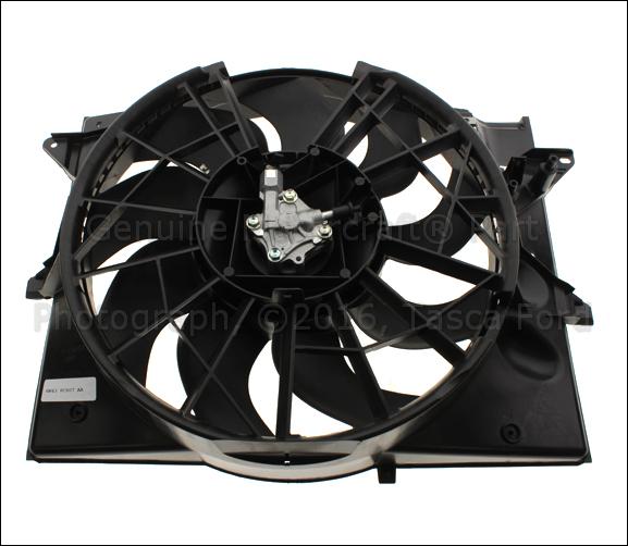 Hydraulic Cooler With Fan : New oem radiator hydraulic cooling fan motor l